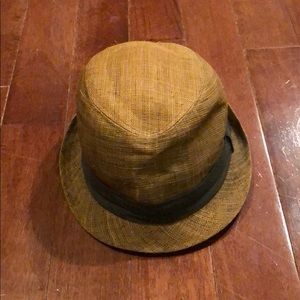Straw hat from urban outfitters